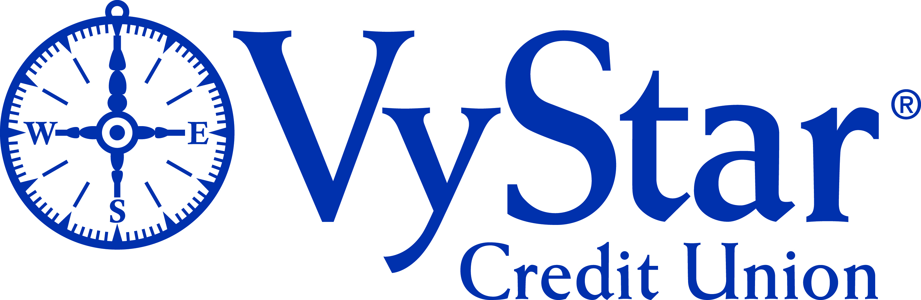 Vystar Credit Union Logo