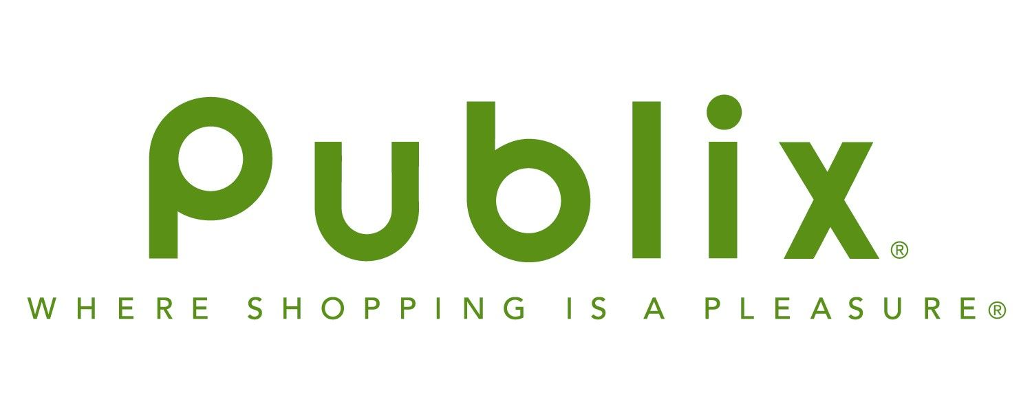 Publix Where Shopping is a Pleasure Logo