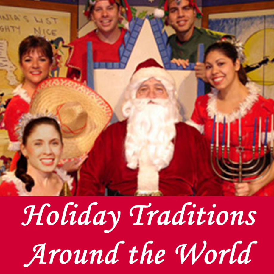Holiday Traditions Around The World Logo