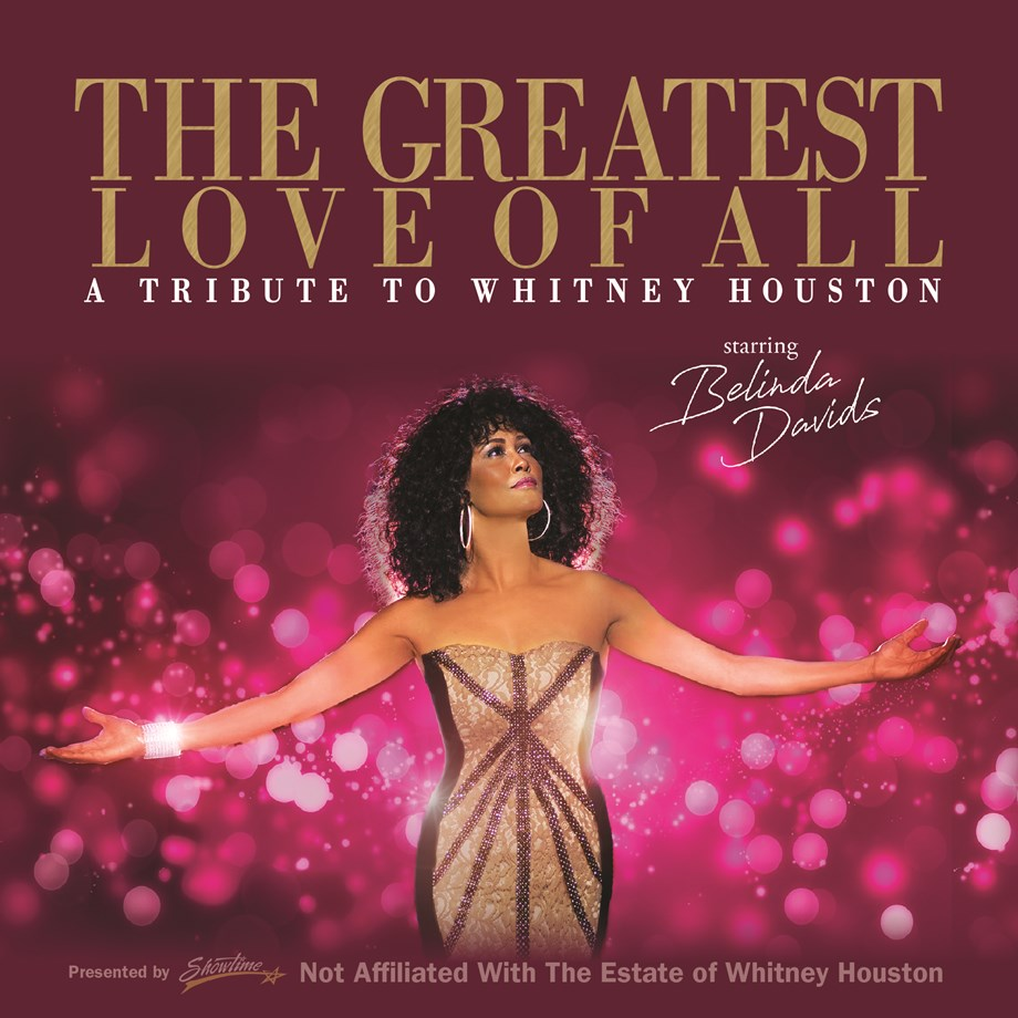 The Greatest Love of All logo - Jan. 26, 2020