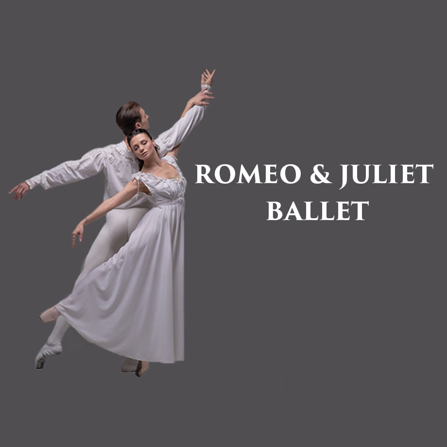 Romeo and Juliet Ballet Jan. 10, 2020