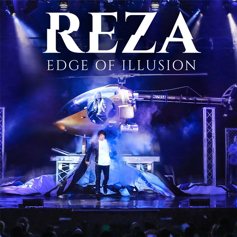 Reza, Edge of Illusion, January 22, 2021
