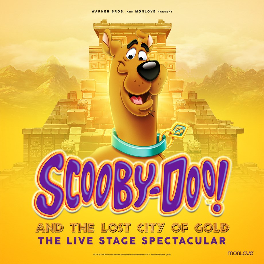 Scooby-Doo Logo - June 27-28, 2020