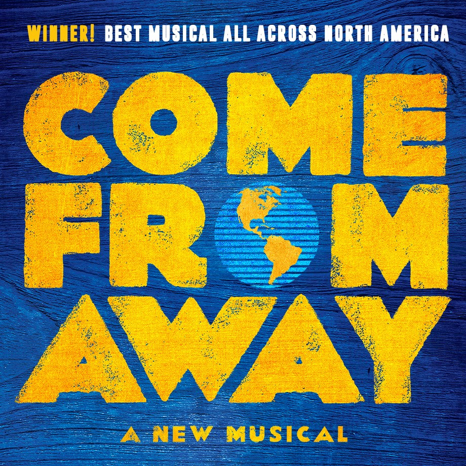 Come From Away, Dec. 7-12, 2021