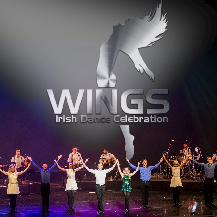 Wings Irish Dance Celebration, January 14, 2021