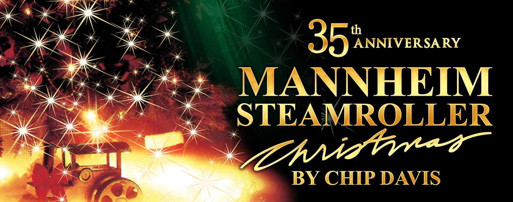 Mannheim Steamroller on November 18, 2021