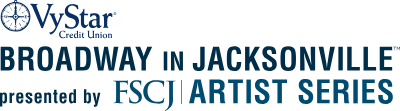 Vystar Credit Union Logo – Broadway in Jacksonville – presented by FSCJ | Artist series